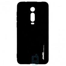 Чехол силиконовый SMTT Xiaomi Redmi K20, Mi 9T, K20 Pro, Mi 9T Pro черный