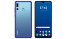 Чехол на Huawei P Smart+ 2019 + Защитное стекло