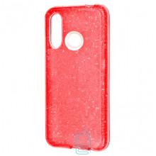 Чехол силиконовый Shine Huawei P Smart Z красный