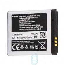 Аккумулятор Samsung AB483640BU 880 mAh J600, C3050, S8300 AAAA/Original тех.пак