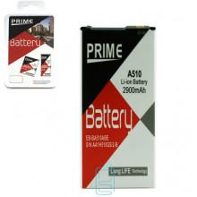 Аккумулятор Samsung EB-BA510ABE 2900 mAh A5 2016 A510 AAAA/Original Prime