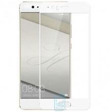 Защитное стекло Full Screen Huawei P10 white тех.пакет
