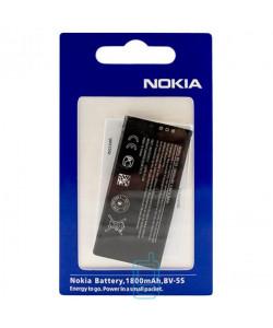 Аккумулятор Nokia BV-5S 1800 mAh X2 AAA класс блистер