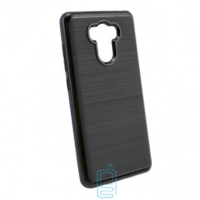 Чехол-накладка матовый Motomo Xiaomi Redmi 4, 4 Pro, 4 Prime черный