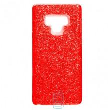 Чехол силиконовый Shine Samsung Note 9 N960 красный