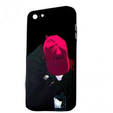 Чехол Creative TPU+PC Apple iPhone 6 Plus, 6S Plus Boy in cap