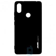 Чехол силиконовый SMTT Xiaomi Redmi S2, Y2 черный