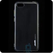 Чехол силиконовый SMTT Huawei Y5 2018, Y5 Prime 2018, Honor 7A прозрачный