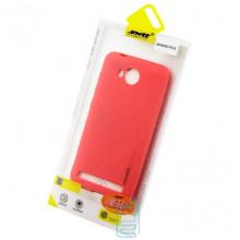 Чехол силиконовый SMTT Huawei Y3 II красный