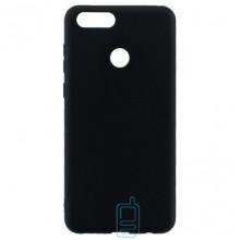 Чехол накладка Cool Black Huawei Honor 7X