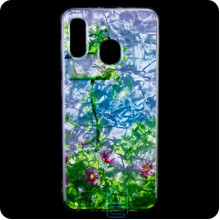 Cиликон Garden Samsung M20 2019 M205 домик
