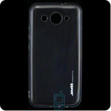 Чехол силиконовый SMTT Huawei Y3 2017, Y3 2018 прозрачный