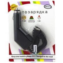 Автомобильное зарядное устройство AWM 1.5A Samsung D880-E746 блистер