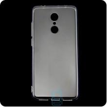 Чехол силиконовый SMTT Xiaomi Redmi 5 прозрачный