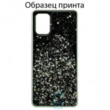 Чехол Metal Dust Samsung A70 2019 A705 black