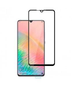 Защитное стекло 5D Huawei Mate 20X black тех.пакет