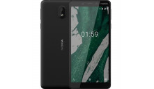 Чехол на Nokia 1 Plus + Защитное стекло