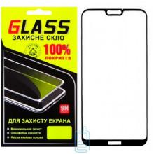 Защитное стекло Full Screen Huawei P20 Lite black Glass