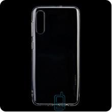Чехол силиконовый SMTT Samsung A50s 2019 A507 прозрачный