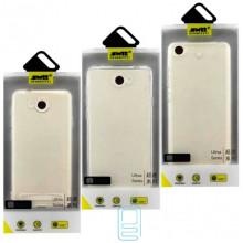 Чехол силиконовый SMTT Xiaomi Redmi Note 5A, Note 5A Prime, Redmi Y1 прозрачный