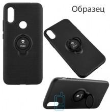 Чехол силиконовый iFace 3in1 Huawei Honor 10i черный