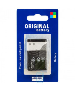 Аккумулятор Nokia BL-5C 1020 mAh 110, 112, 114 AA/High Copy блистер