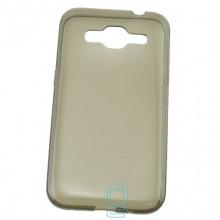 Чехол силиконовый Premium Samsung Core Prime G360, G361 затемненный