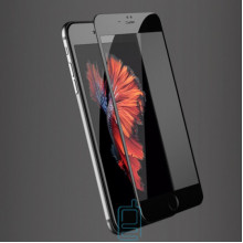 Защитное стекло Full Glue Apple iPhone 7 Plus, iPhone 8 Plus black тех.пакет