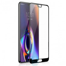 Защитное стекло Full Screen Huawei P20 Pro black тех. пакет
