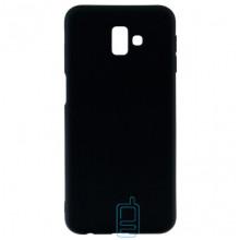 Чехол накладка Cool Black Samsung J6 Plus 2018 J610