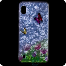Cиликон Garden Samsung A10 2019 A105 бабочки