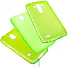 Чехол силиконовый цветной Lenovo Vibe Z2 Pro K920 зеленый