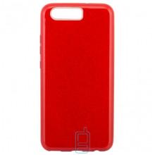 Чехол силиконовый Shine Huawei P10 красный