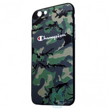 Чехол Creative TPU+PC Apple iPhone 6 Plus, 6S Plus Champion green