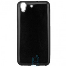 Чехол силиконовый Shine Huawei Y6 II черный