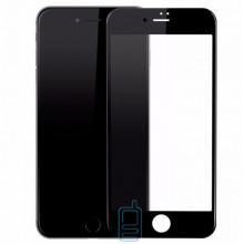 Защитное стекло Full Glue Apple iPhone 7, iPhone 8 black тех.пакет