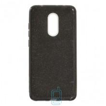 Чехол силиконовый Shine Xiaomi Redmi 5 черный