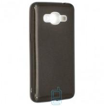 Чехол силиконовый Shine Samsung Grand Prime G530, J2 Prime G532 черный