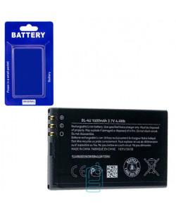 Аккумулятор Nokia BL-4U 1000 mAh 500, 600, 5250 A класс