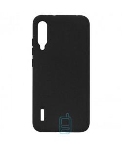 Чехол Silicone Cover Full Xiaomi Mi A3, Mi CC9E черный