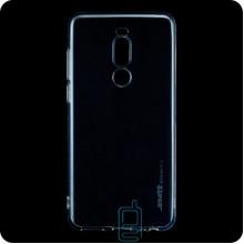 Чехол силиконовый SMTT Meizu Note 8 прозрачный