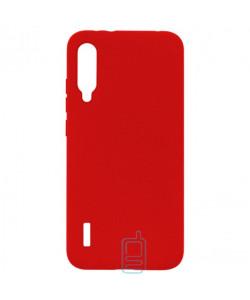 Чехол Silicone Cover Full Xiaomi Mi A3, Mi CC9E красный