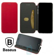 Чехол-книжка Baseus Premium Edge Samsung S10 G973 красный