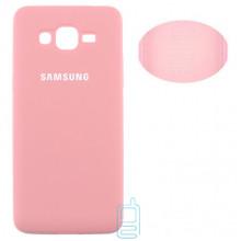 Чехол Silicone Cover Full Samsung J2 Prime G532, G530 розовый