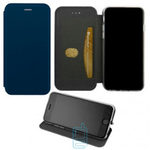 Чехол-книжка Elite Case Samsung A30s 2019 A307, A50 2019 A505 тёмно-синий