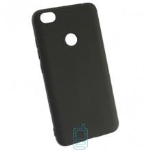 Чехол накладка Cool Black Xiaomi Redmi Note 5A, Note 5A Prime, Redmi Y1