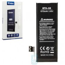 Аккумулятор inkax Apple iPhone 5S 1570 mAh AAAA