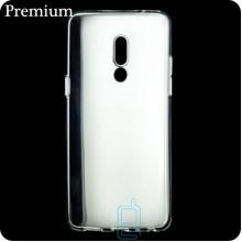 Чехол силиконовый Premium Meizu 15 Plus прозрачный