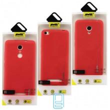 Чехол силиконовый SMTT Samsung J7 2015 J700, J7 Neo J701 красный