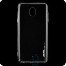 Чехол силиконовый SMTT Samsung J7 2018 J737 прозрачный
